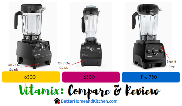 vitamix 750 models compare review - Vitamix 750